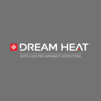 Dream Heat Logo NEu - Ekran izolacyjny Alu | dwustronny | Dream Heat