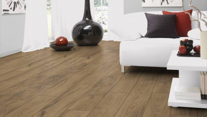 My Floor Residence ML1028 Residence Oak Brown aranżacja 700x394 - Panele podłogowe ML1028 Residence Oak Brown | Residence 10 mm AC5 | My Floor